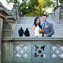 Photo Central Park Wedding | VladLeto