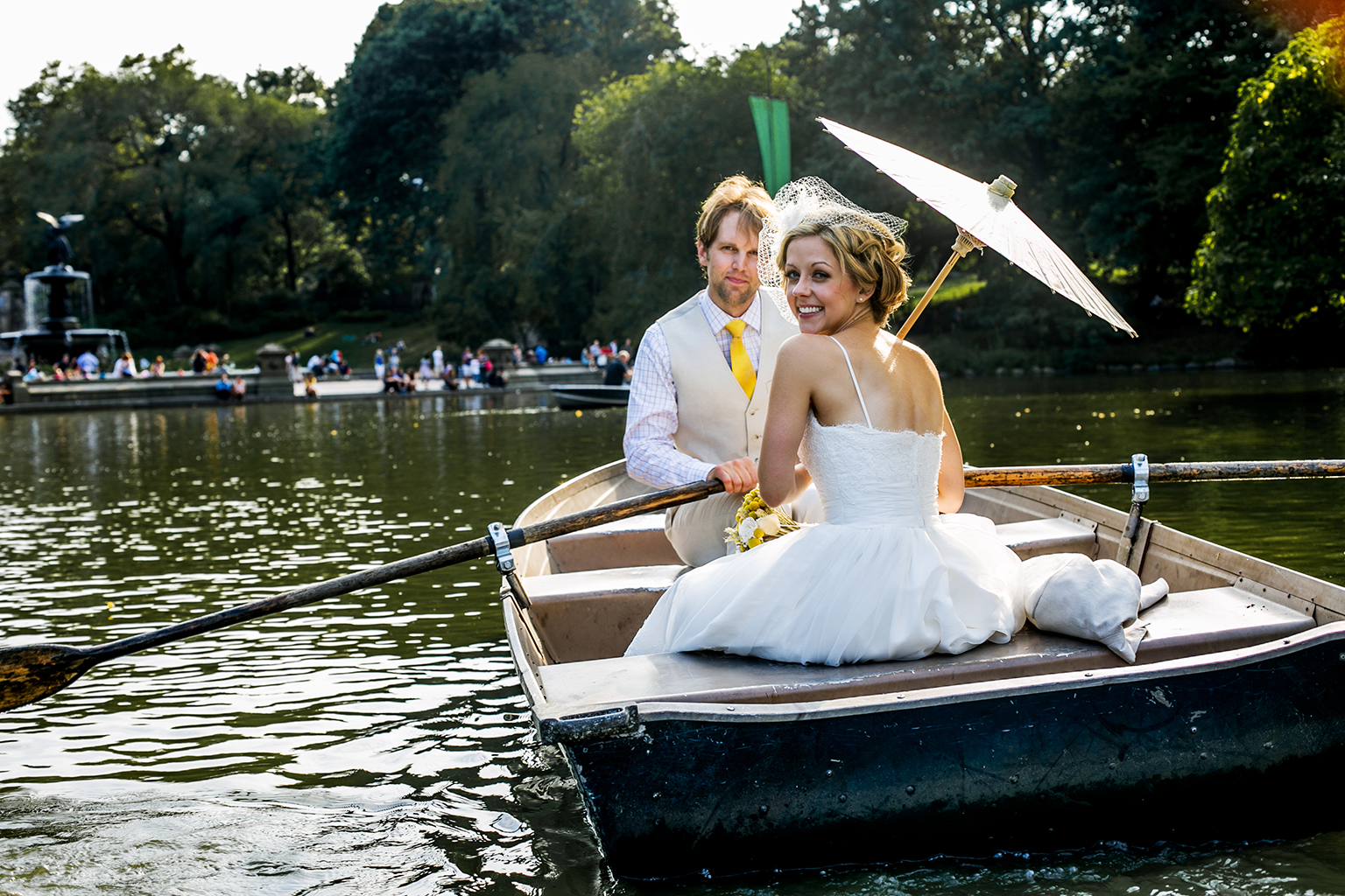 Photo 3 Central Park Wedding 2 | VladLeto