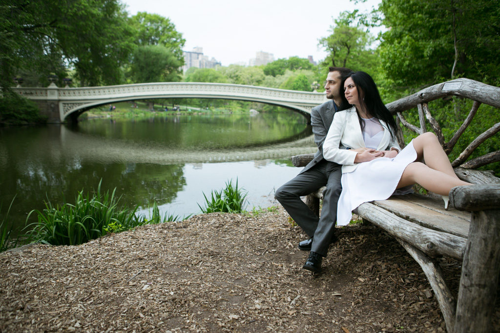 Photo 25 City Hall Wedding + Central Park | VladLeto