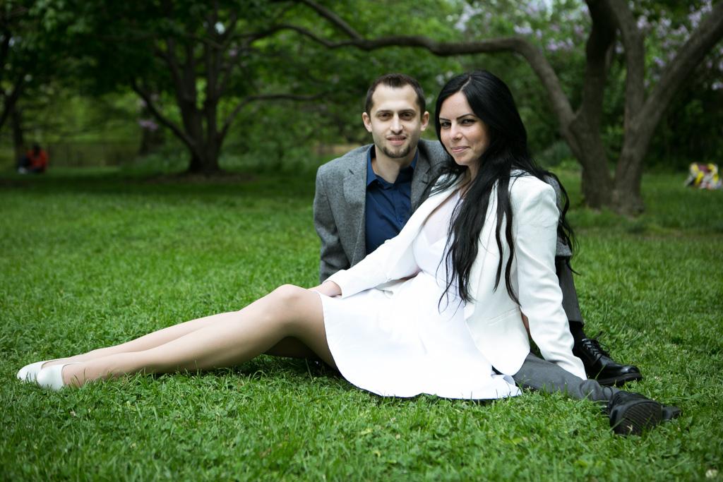 Photo 9 City Hall Wedding + Central Park | VladLeto