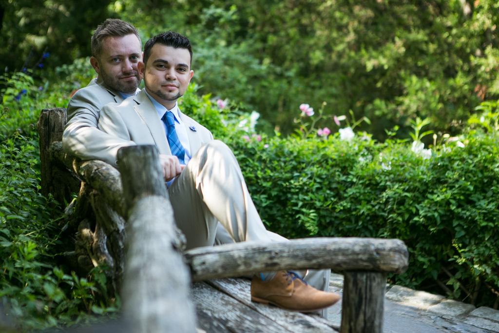 photo 3 central park shakespeare garden wedding vladleto - Shakespeare Garden Central Park