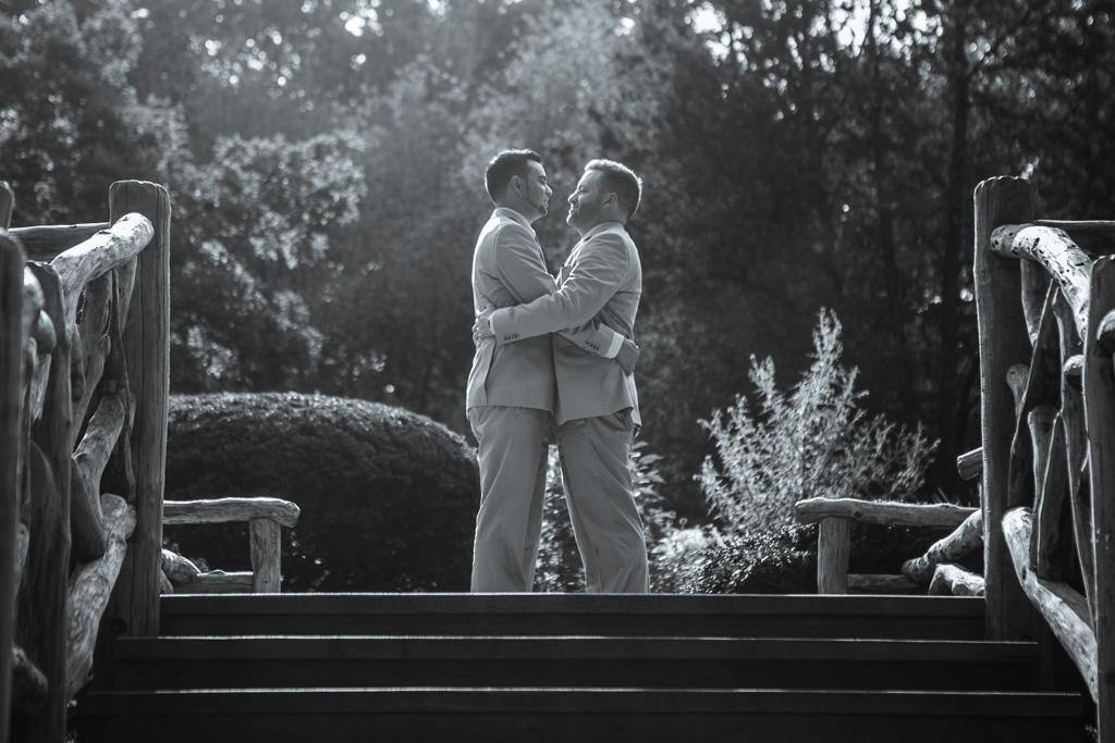 Photo 5 Central Park Shakespeare Garden Wedding | VladLeto