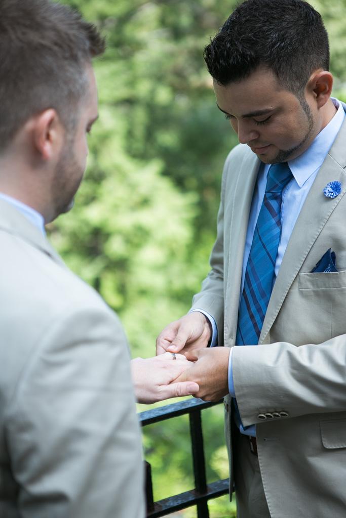 Photo 7 Central Park Shakespeare Garden Wedding | VladLeto