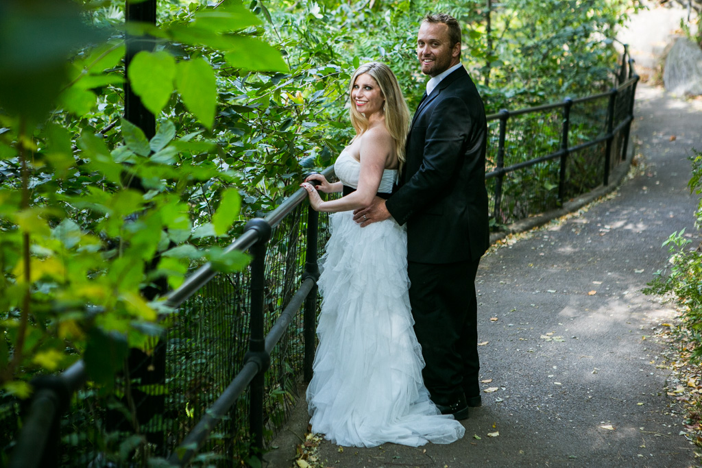 Photo 4 Central Park Wedding anniversary | VladLeto