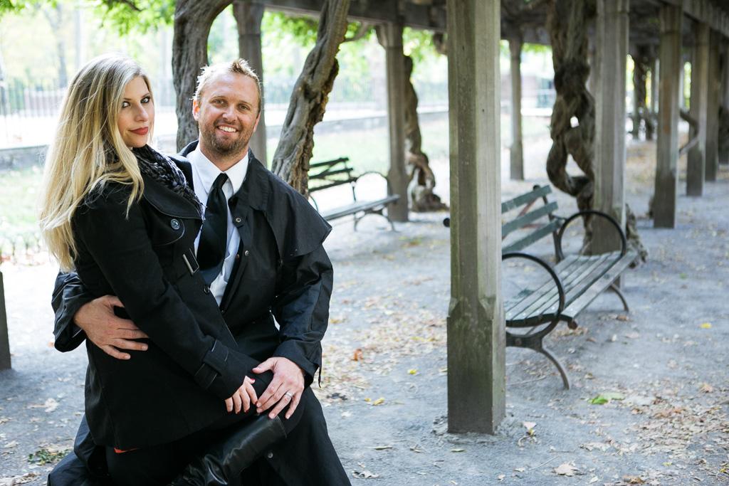 Photo 6 Central Park Wedding anniversary | VladLeto