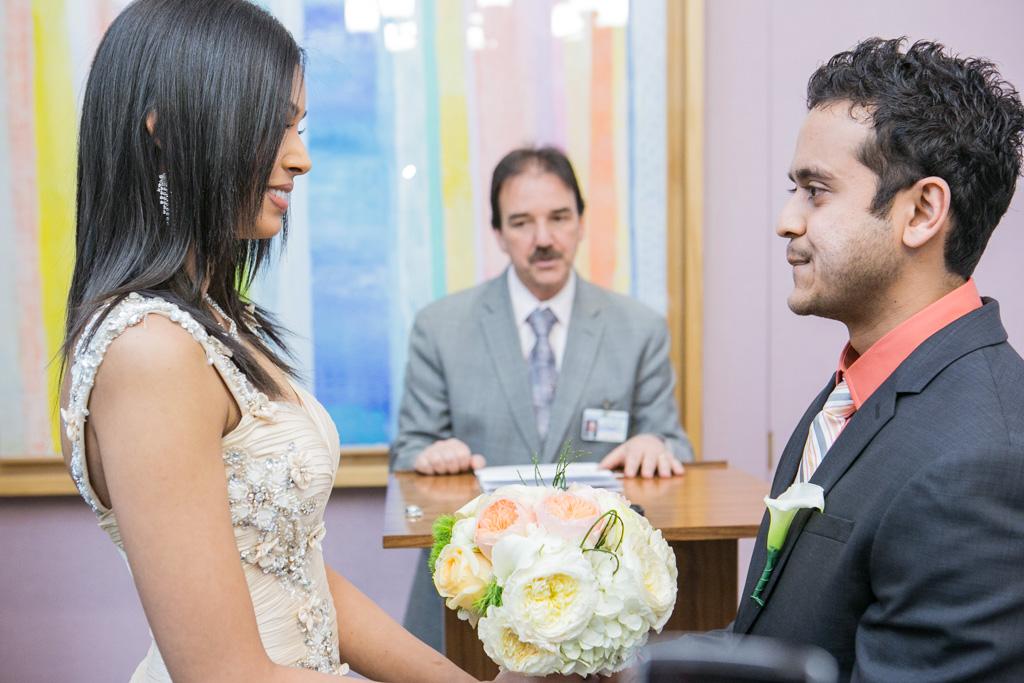 Photo 5 City Hall Wedding 1 | VladLeto