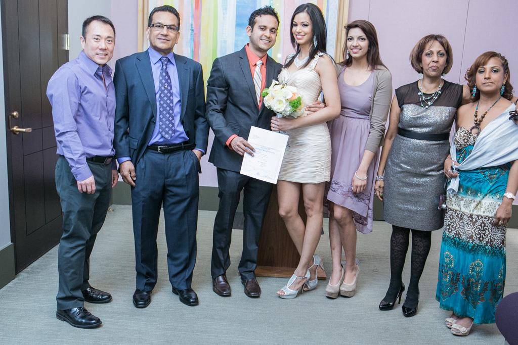 Photo 11 City Hall Wedding 1 | VladLeto