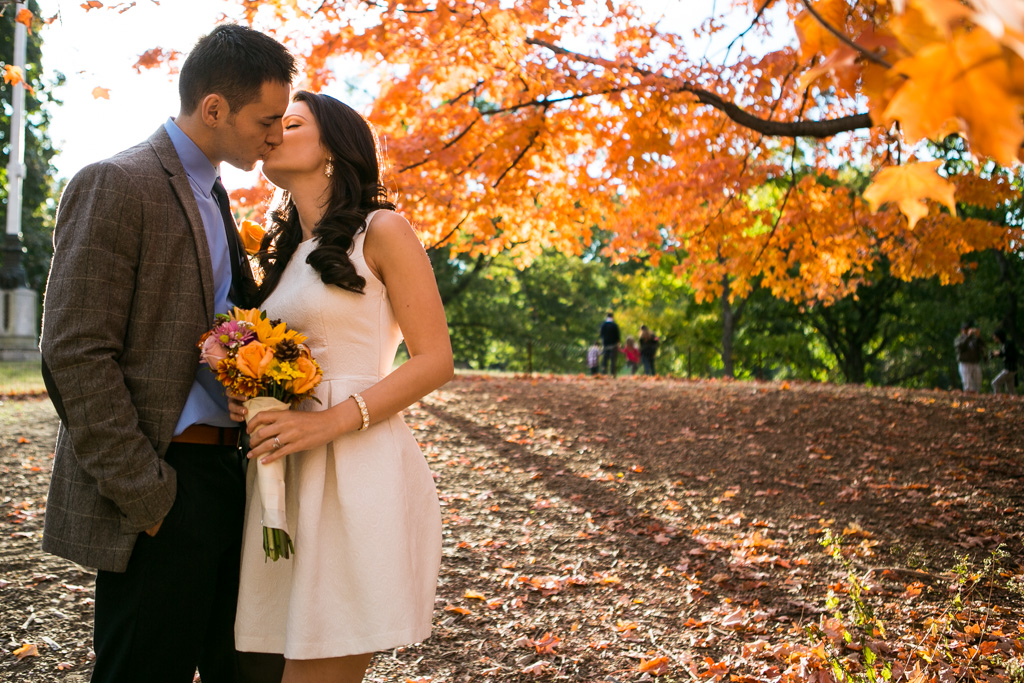 Photo 3 Central Park Wedding | VladLeto