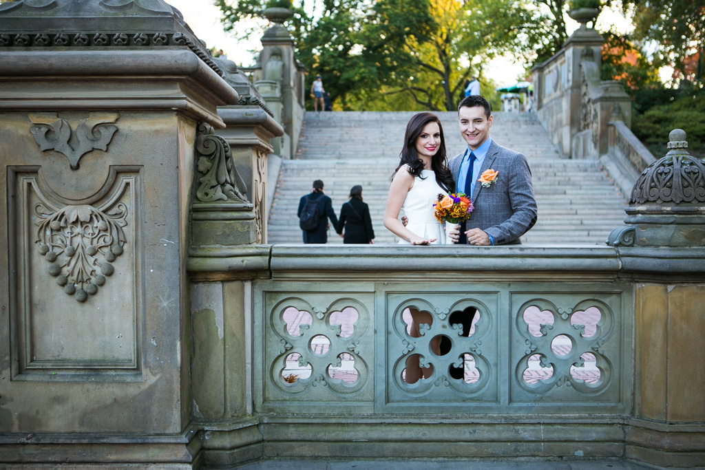 Photo 6 Central Park Wedding | VladLeto