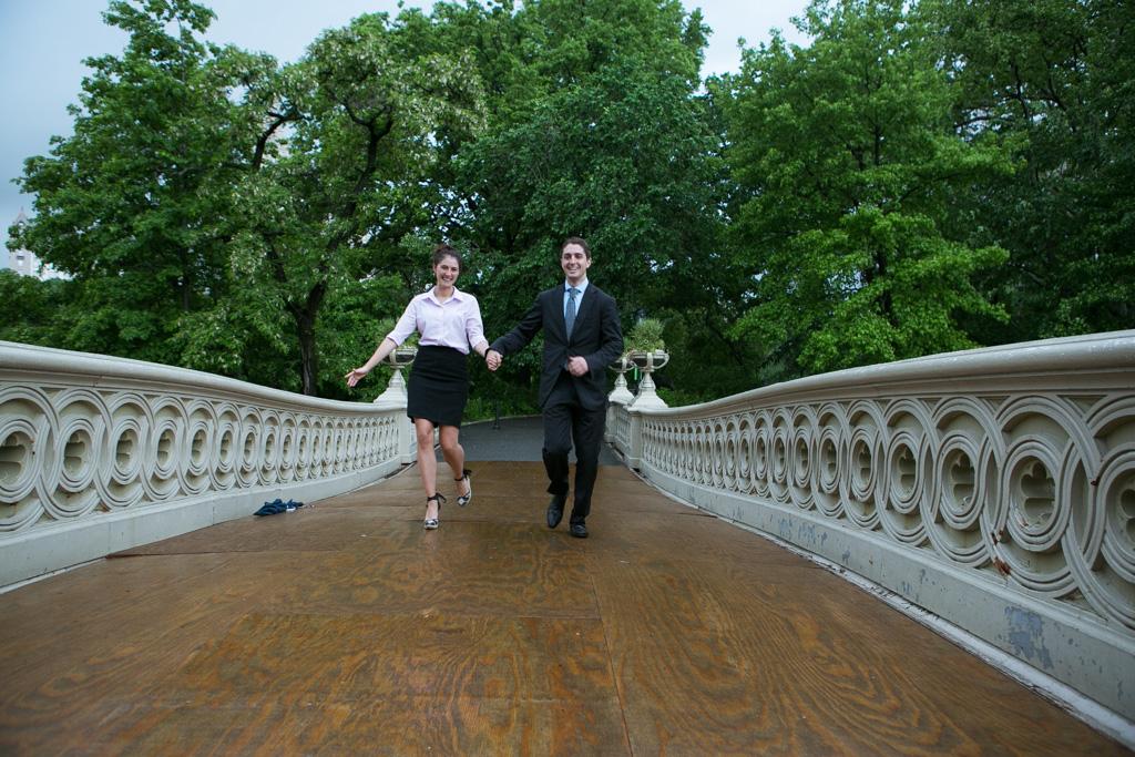 Photo 5 Bow Bridge Wedding Proposal   VladLeto