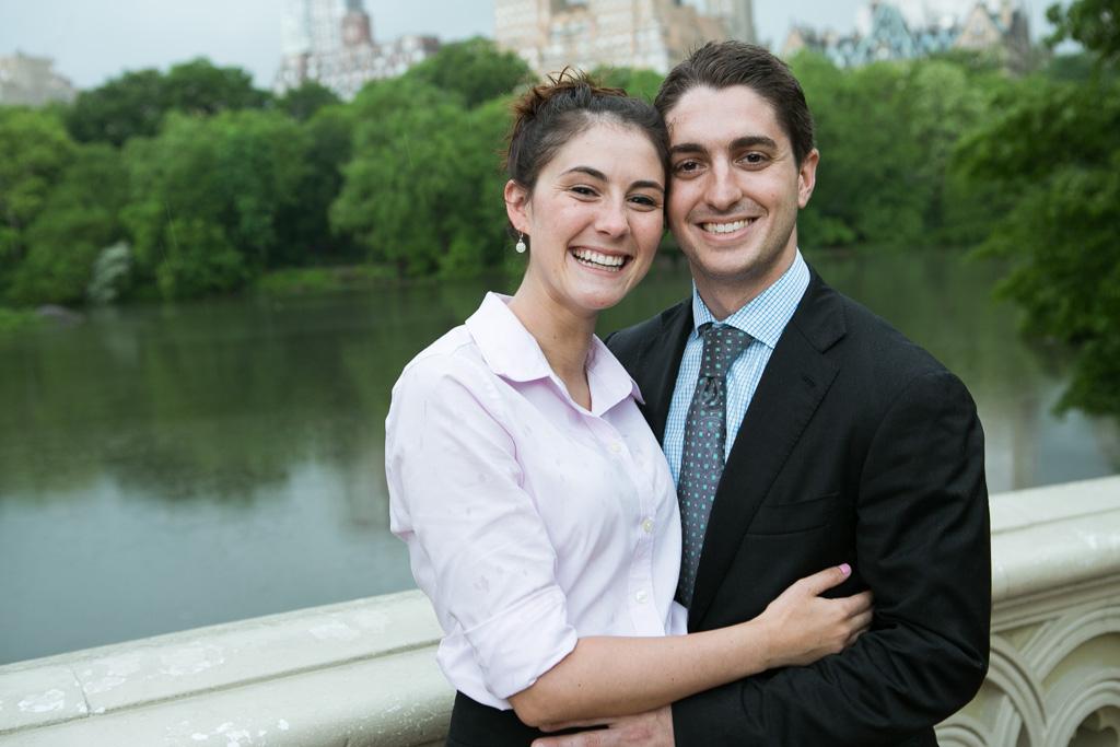 [ Bow Bridge Wedding Proposal ]– photo[5]