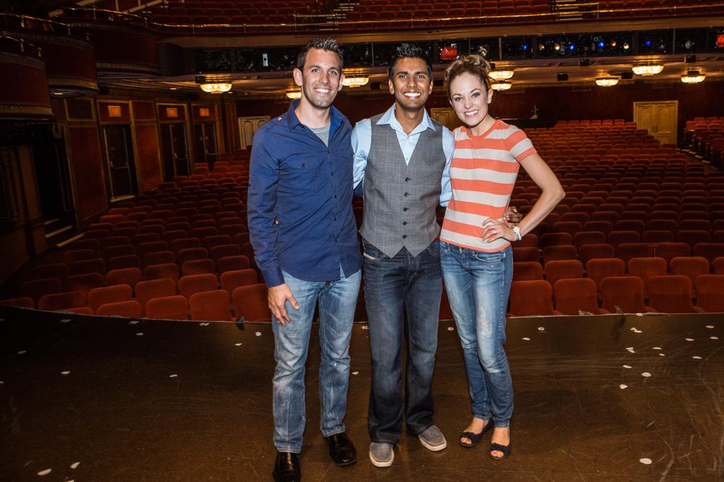 Photo 17 A Gay Wedding Proposal at Broadway's Cinderella | VladLeto