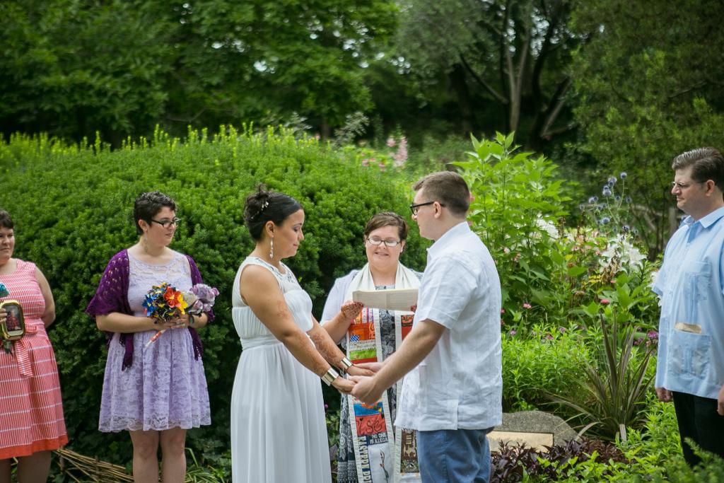 Photo 23 Shakespeare Garden wedding   VladLeto