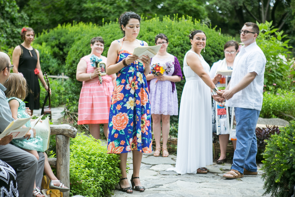 Photo 59 Shakespeare Garden wedding | VladLeto