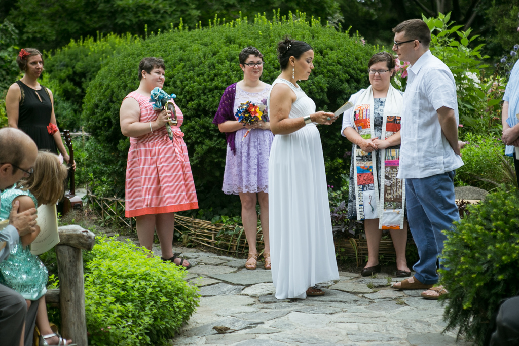 Photo 83 Shakespeare Garden wedding | VladLeto