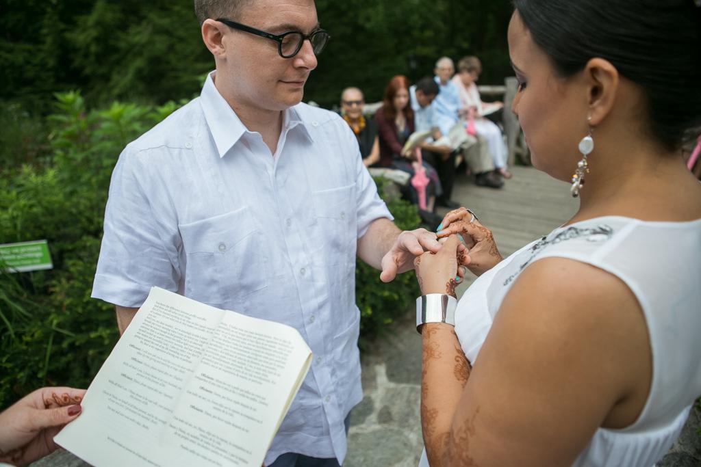 Photo 19 Shakespeare Garden wedding   VladLeto