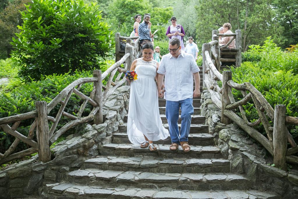 Photo 16 Shakespeare Garden wedding   VladLeto