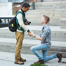 Photo Proposal at High Line | VladLeto