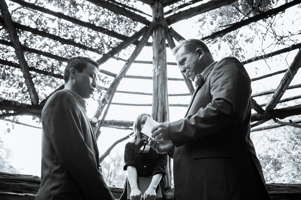 Photo 3 Wedding at Cop Cot in Central Park   VladLeto