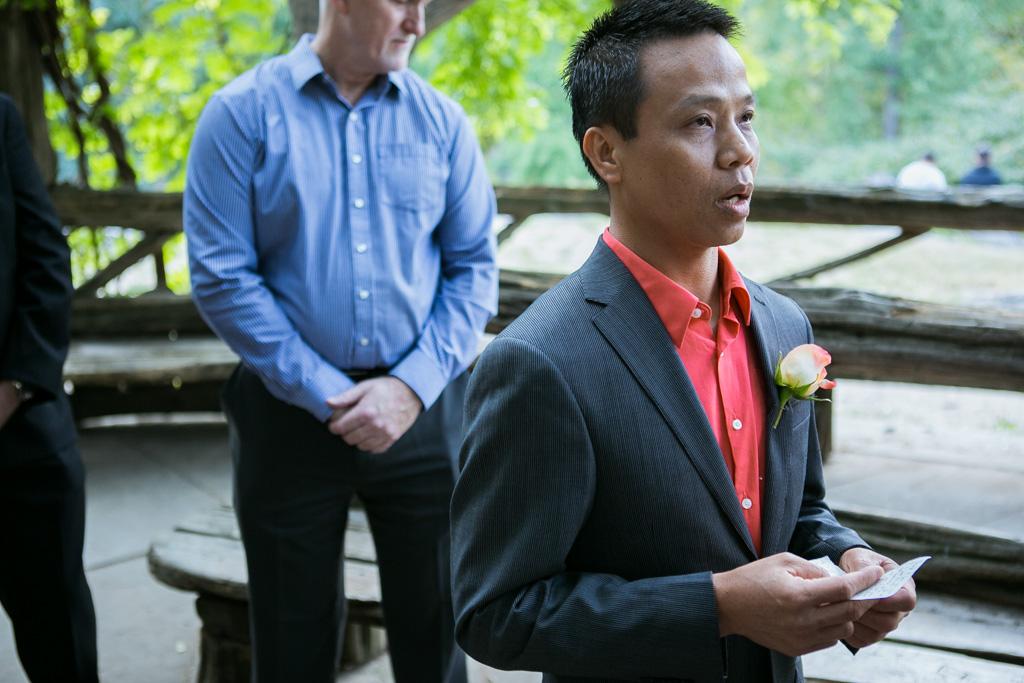 Photo 5 Wedding at Cop Cot in Central Park   VladLeto