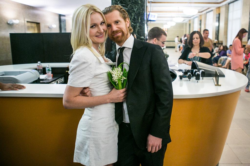 [ City Hall Wedding ]– photo[9]