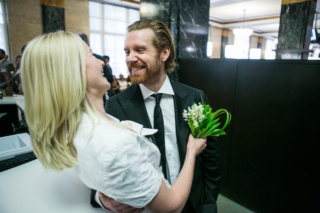 [ City Hall Wedding ]– photo[10]