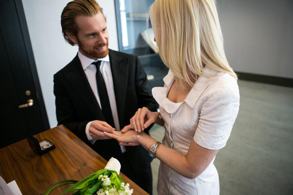 [ City Hall Wedding ]– photo[11]