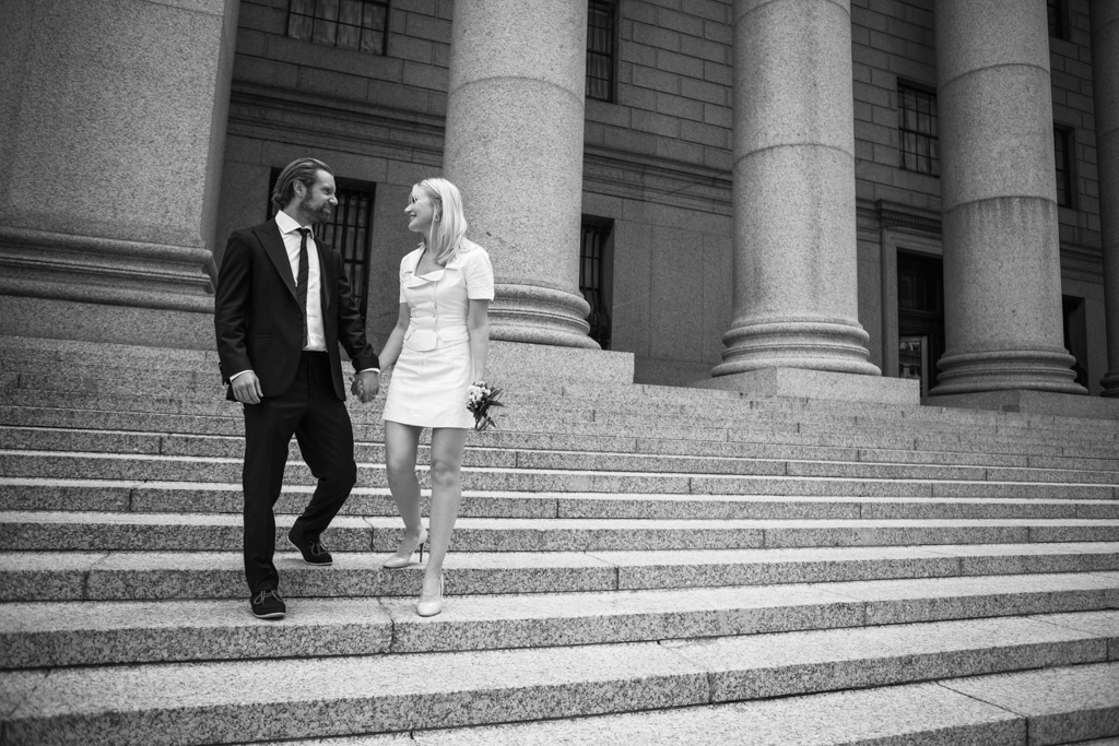 [ City Hall Wedding ]– photo[1]