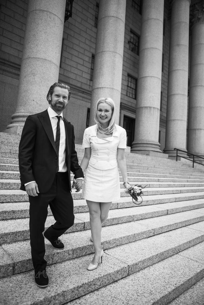 [ City Hall Wedding ]– photo[17]