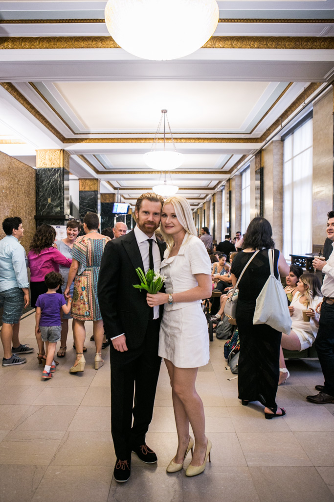 [ City Hall Wedding ]– photo[2]
