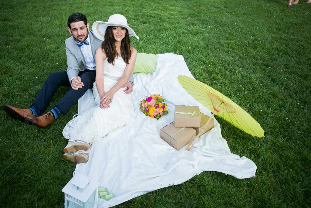 Photo 29 Wedding at Belvedere Castle in Central Park | VladLeto