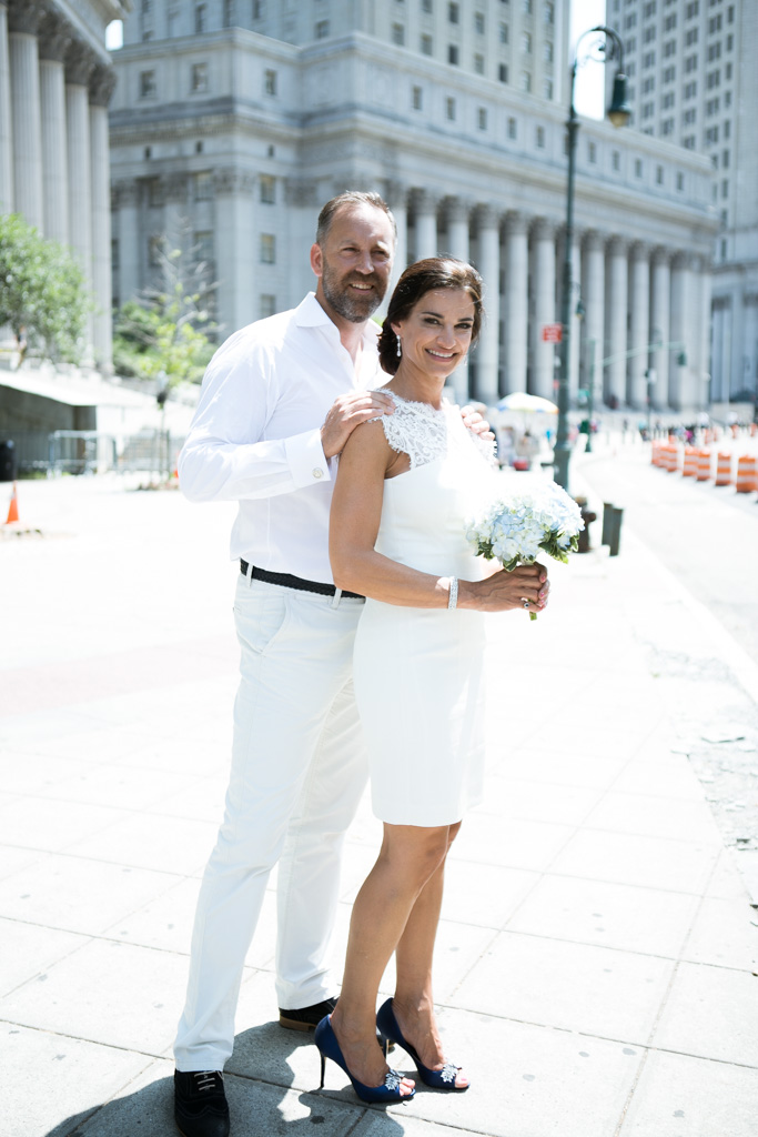 Photo 4 City Hall Wedding Manhattan | VladLeto