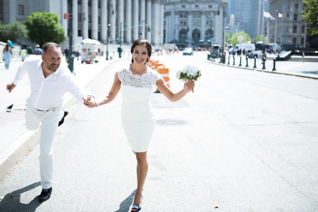 Photo 7 City Hall Wedding Manhattan | VladLeto