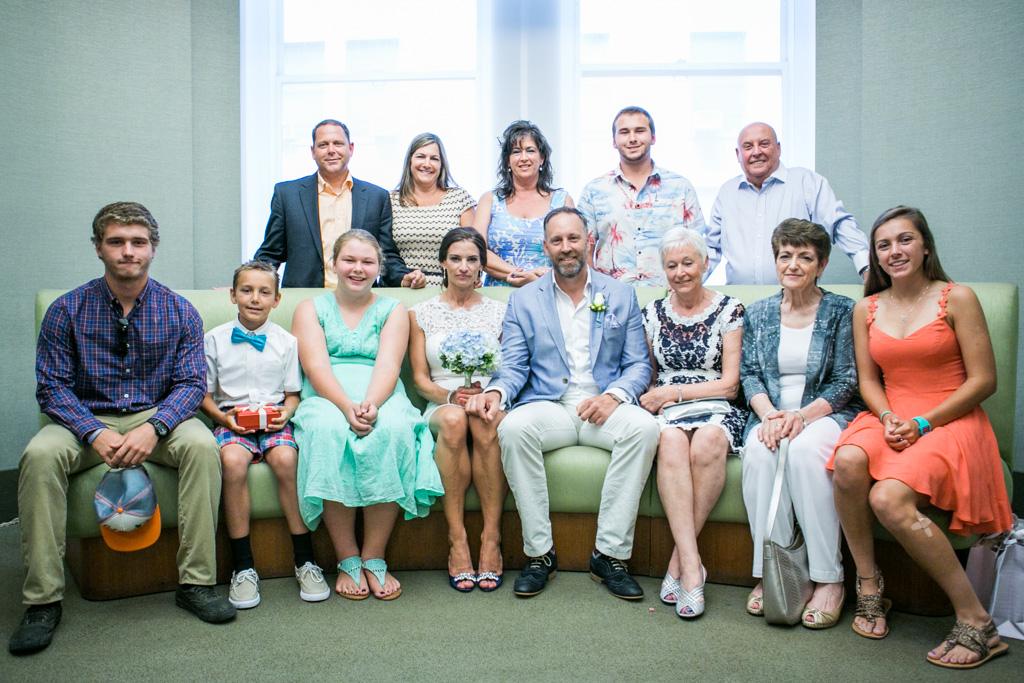 Photo 17 City Hall Wedding Manhattan | VladLeto
