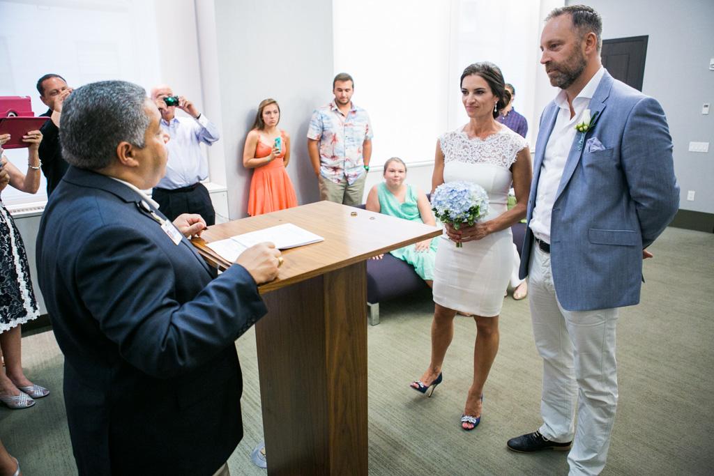 Photo 19 City Hall Wedding Manhattan | VladLeto