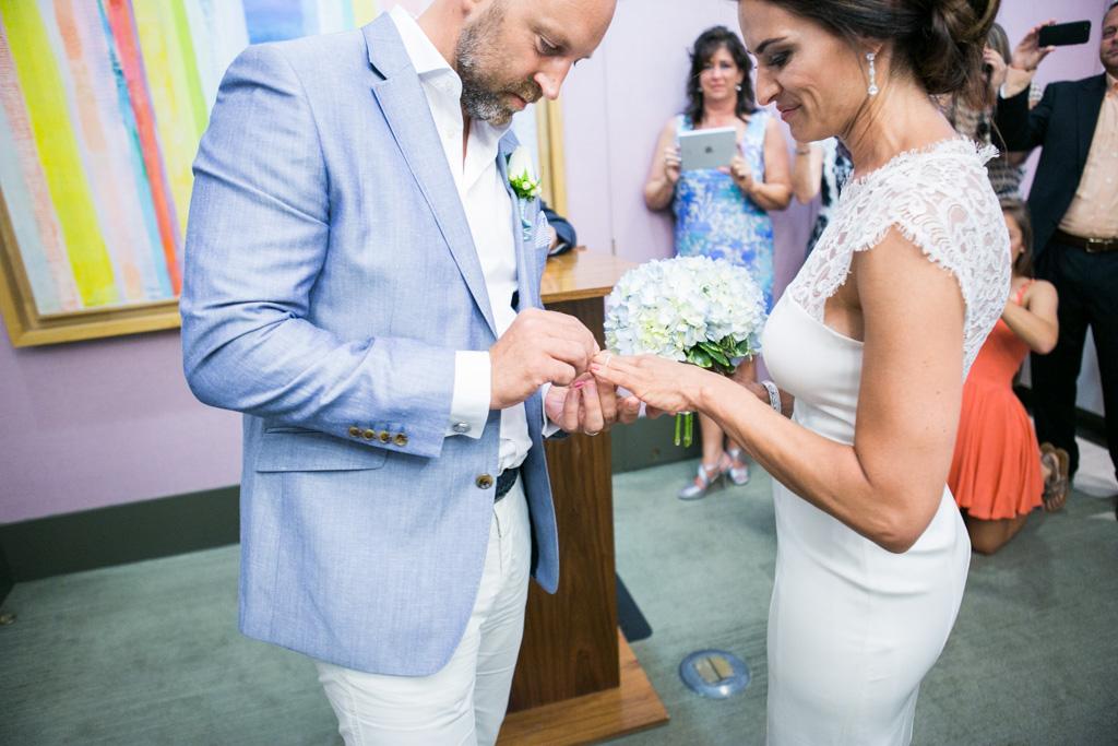 Photo 23 City Hall Wedding Manhattan | VladLeto