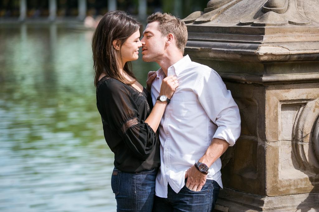 Photo 8 Engagement in Central Park | VladLeto