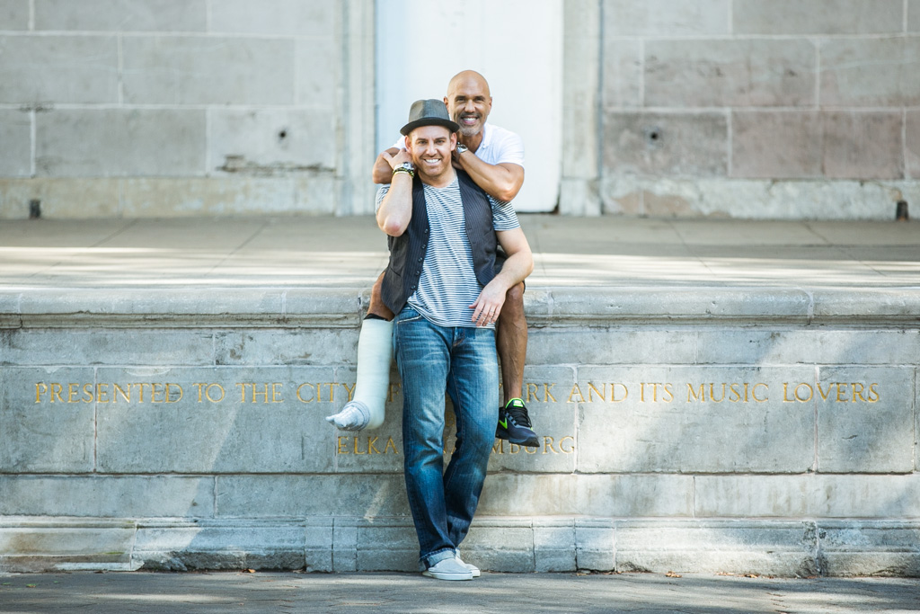 Photo 15 Marriage Proposal at Bethesda Fountain at Central Park | VladLeto
