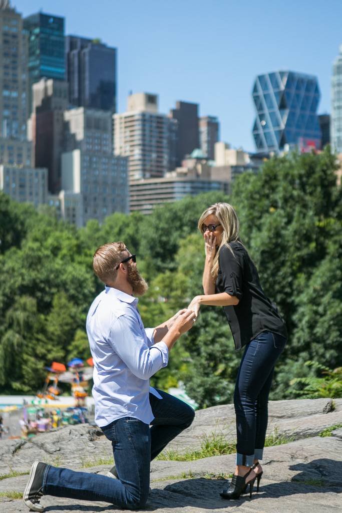 Photo 2 Marriage Proposal at Central Park | VladLeto