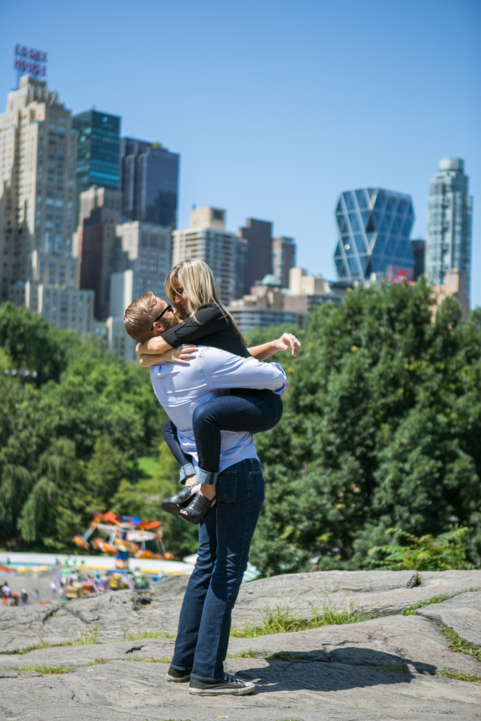 [ Marriage Proposal at Central Park]– photo[14]