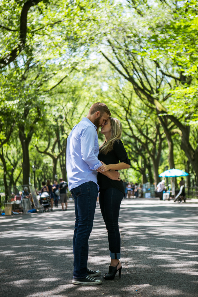 [ Marriage Proposal at Central Park]– photo[2]