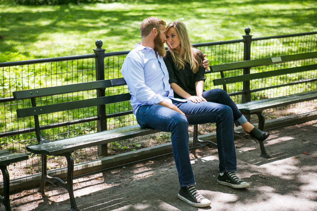 [ Marriage Proposal at Central Park]– photo[3]