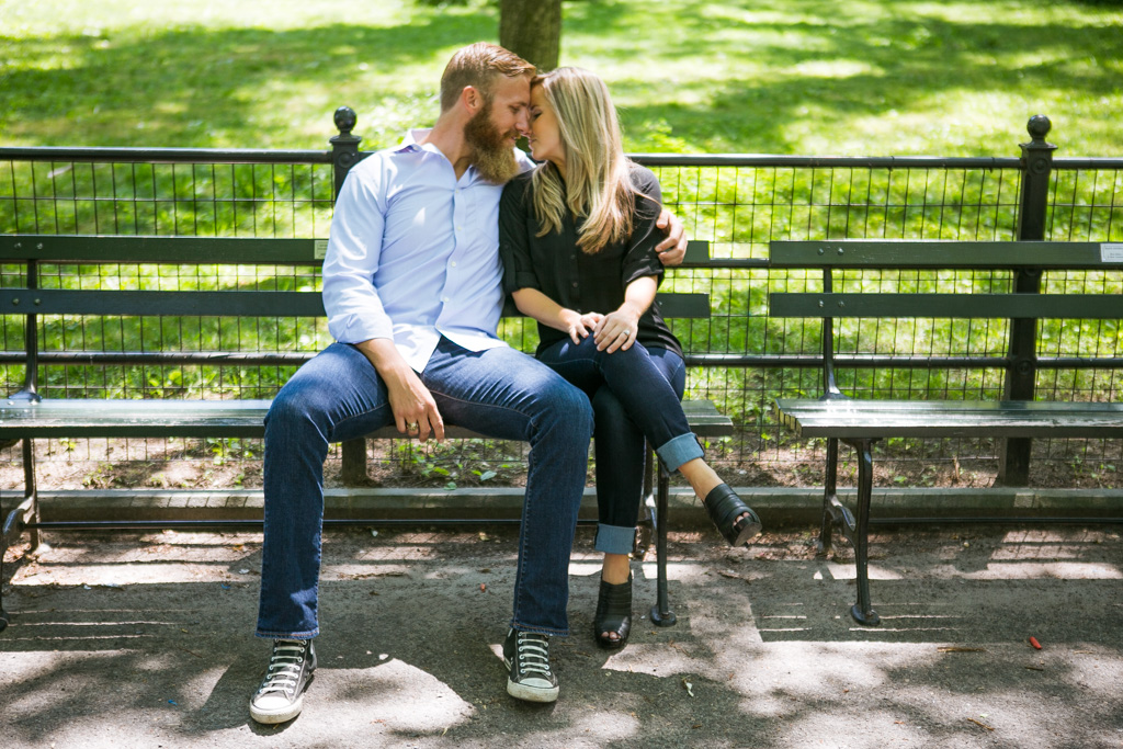 [ Marriage Proposal at Central Park]– photo[4]