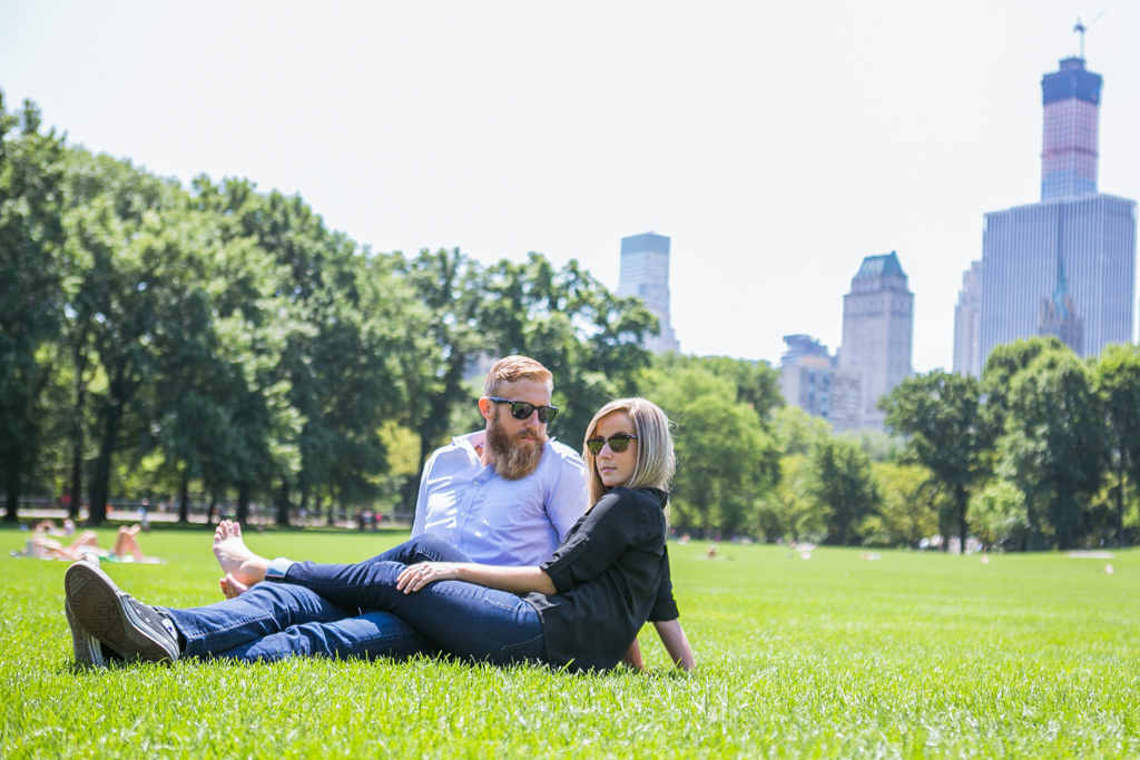 [ Marriage Proposal at Central Park]– photo[6]