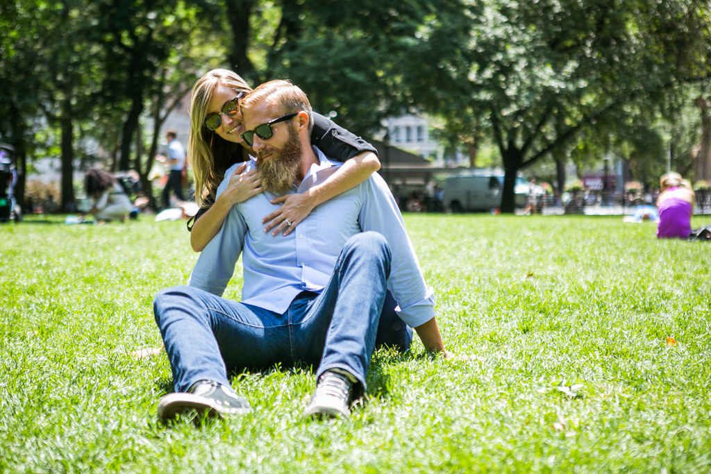[ Marriage Proposal at Central Park]– photo[9]
