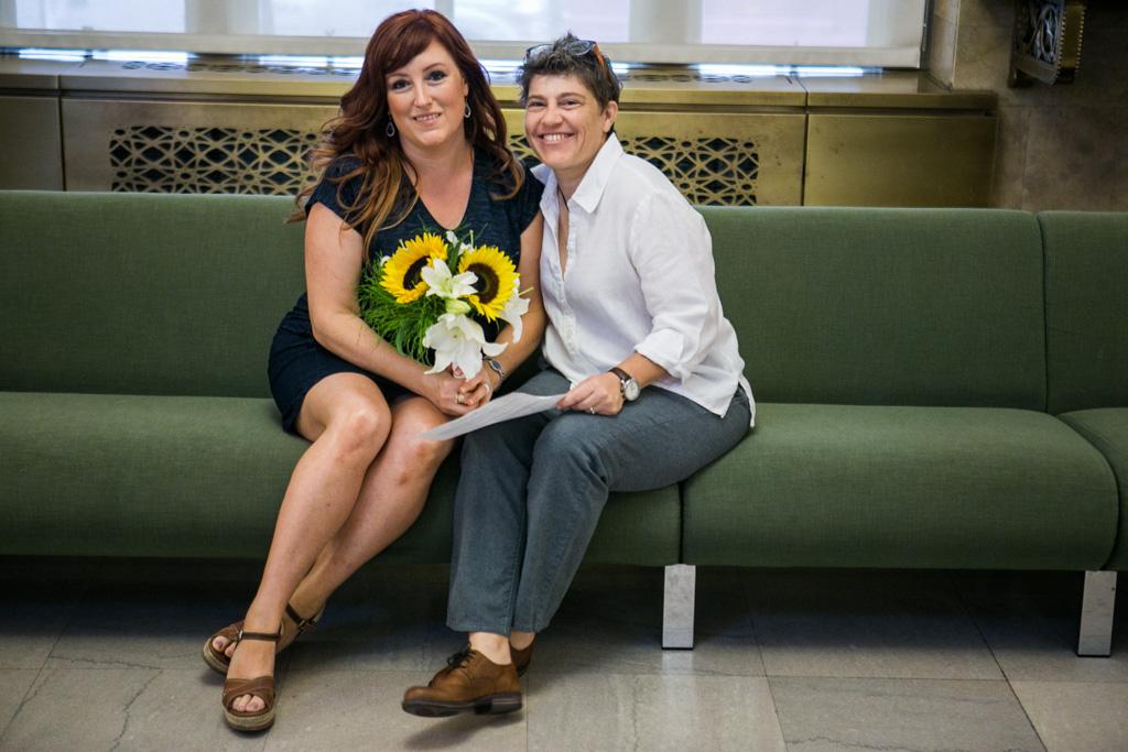 Photo 15 City Hall Wedding | VladLeto