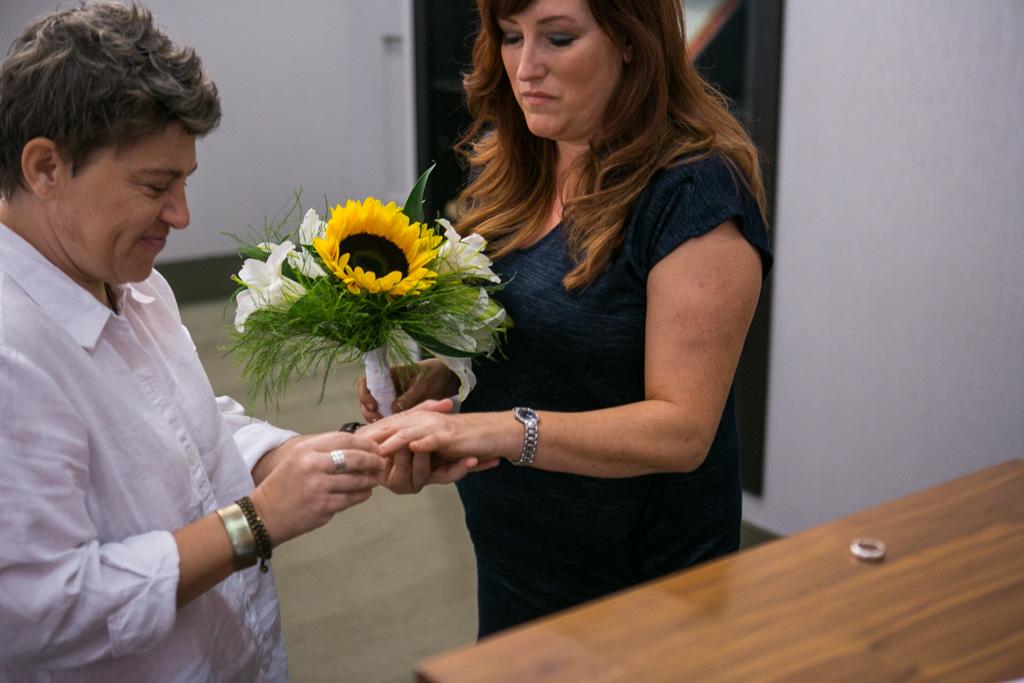 Photo 23 City Hall Wedding | VladLeto