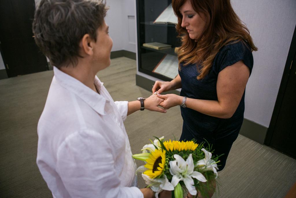 Photo 25 City Hall Wedding | VladLeto