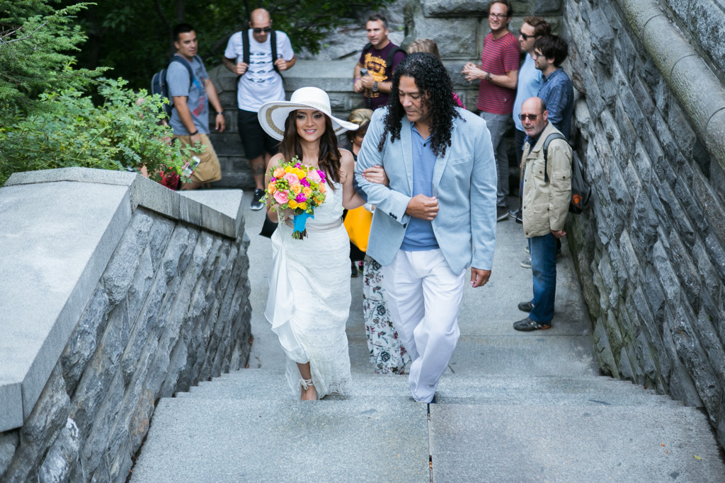 [Wedding at Belvedere Castle in Central Park]– photo[1]