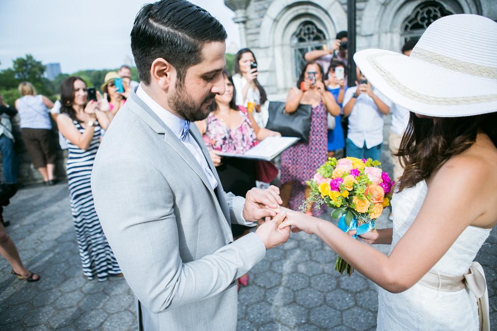 Photo 3 Wedding at Belvedere Castle in Central Park | VladLeto